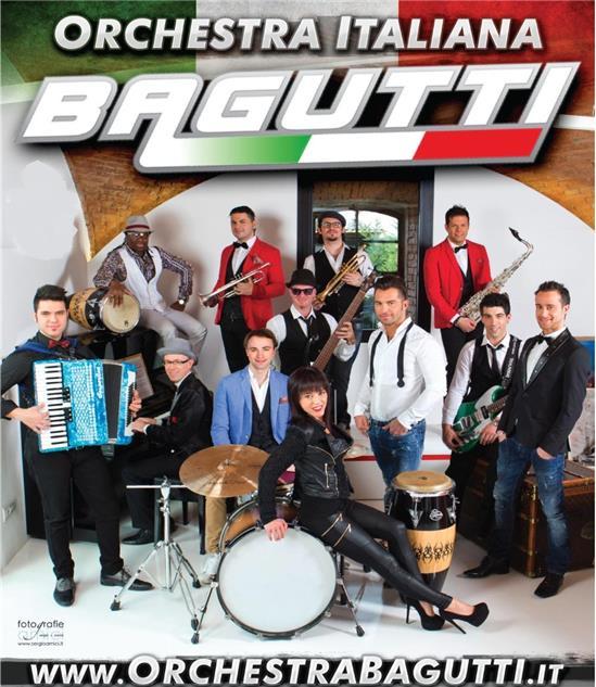 Calendario Bagutti.Orchestra Bagutti Ore 21 30